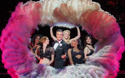 Jaime Camil presumió su foto en el musical clásico de Broadway, 'Chicago...
