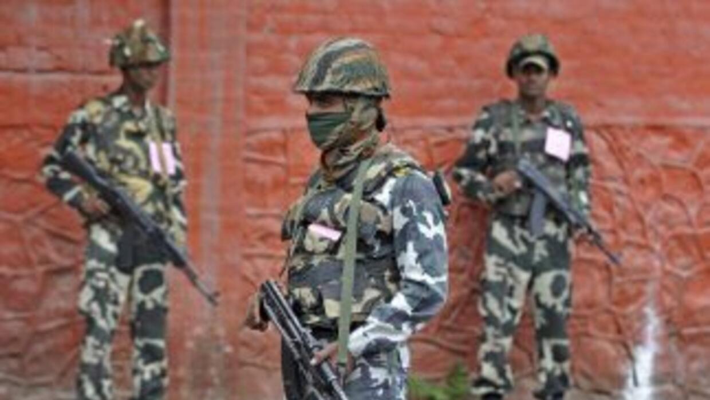 Tres policías que participaron en el enfrentamiento se encuentran desapa...