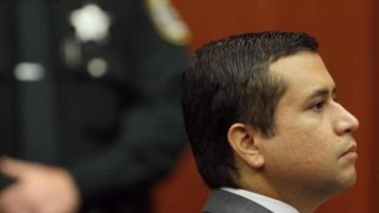 Por el momento, Zimmerman, de 28 años, continúa en prisión a la espera d...