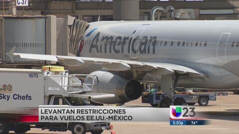 Vuelos más baratos entre México y EEUU gracias a acuerdo