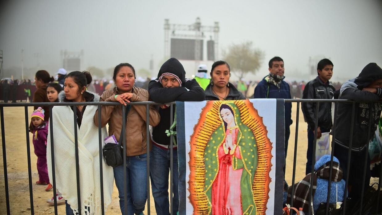 El Papa intenta llevar más allá su relación con pueblos indígenas.