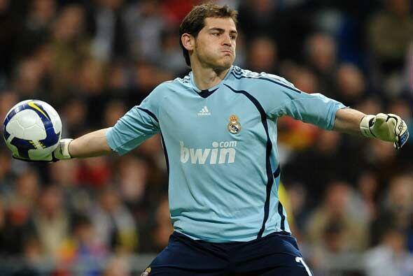 La seguridad que aporta Íker Casillas en la portería madri...