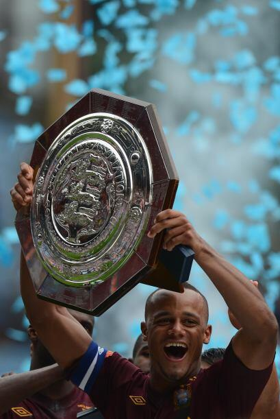 La Community Shield 2012 es para el Manchester City, un club que se reve...