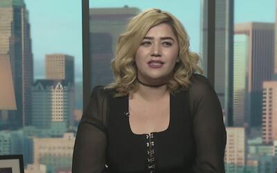 Dayanna García siente que por el sobrepeso puede perder la competencia e...