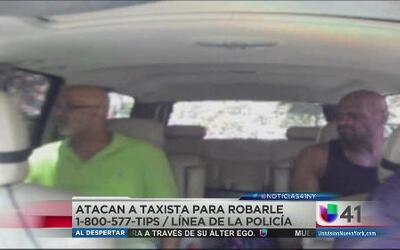 Estos dos hombres asesinaron a taxista