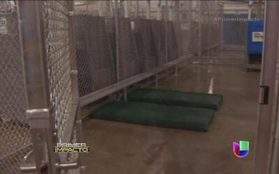 Inauguraron centro de detención para menores en la frontera