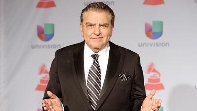 Don Francisco recibe el 'Premio Latinovator' por más de 50 años de carrera