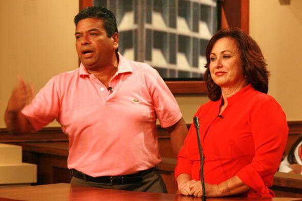 Mauricio demandó a Silvia por ser mala influencia para su esposa...