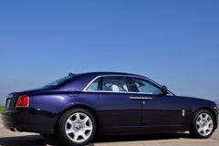 El Rolls-Royce Phantom II se presentó en Ginebra 3cf1f04bb7e146bea2a9409...
