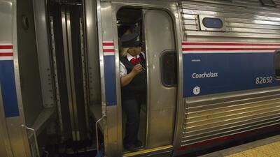 Reanudan servicio de Amtrak entre Nueva York y Filadelfia
