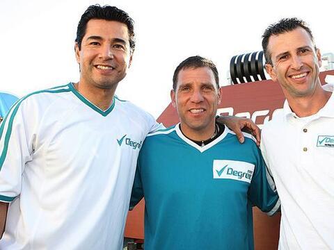 """Nuestro Félix se nos fue de fiesta con Martín """"El Pul..."""