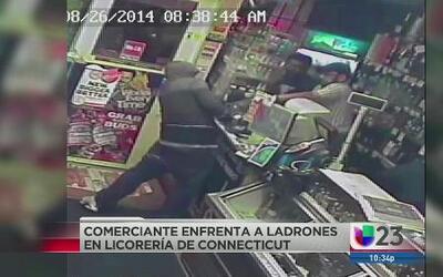 Frustan asalto en tienda de conveniencia