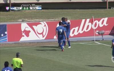 El Salvador hace un gol a lo Barcelona, anota en solo 4 toques
