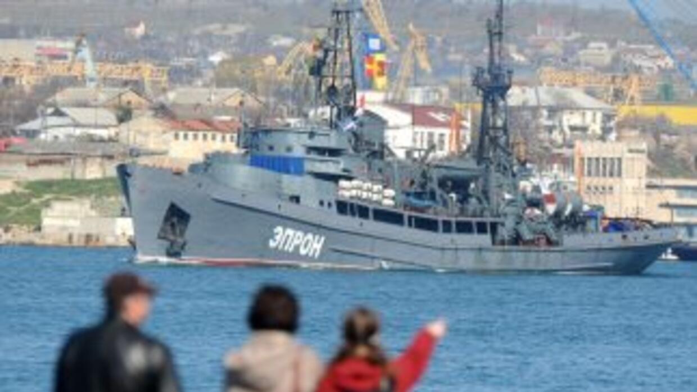 """Estados Unidos considera que Rusia busca """"intimidar"""" a Ucrania moviendo..."""