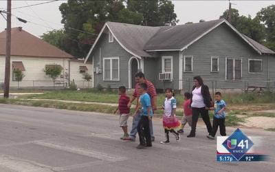 Evita los peligros en el camino a la escuela