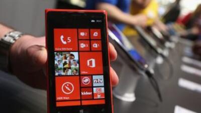 Nokia presenta un nuevo Lumia más ligero.