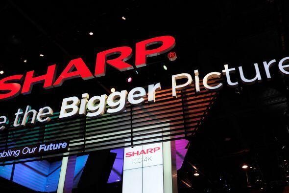 Sharp es el nombre de su primer producto, el 'Sharp pensil'.