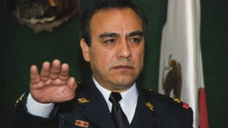 El convoy que resguardaba al polémico jefe policial de Ciudad Juárez, Ju...