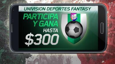 Participa y gana en Univision Deportes Fantasy