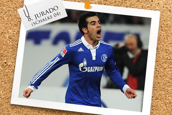 Volviendo a la Bundesliga teutona, aparece el español José...