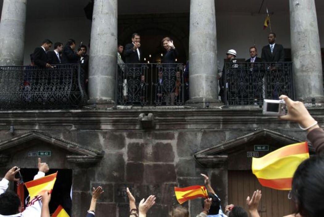"""El periódico oficial El Ciudadano, citando al mandatario señaló que """"las..."""