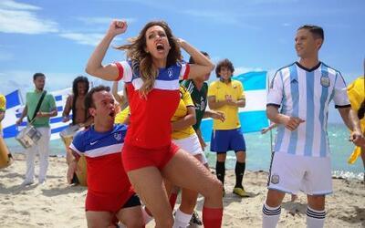 Partidazo de futbol y mucha diversión con los conductores de El Gordo y...