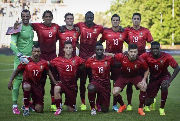 Portugal está en el Grupo G de la competencia. Está junto a la siempre p...