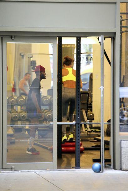 Este ejercicio le ha ayudado bastante a mantener firme cada milimetro de...