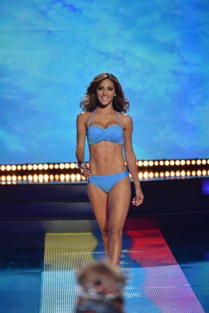 La venezolana Gabriela Álvarez, trabajará muy duro para coronarse como N...