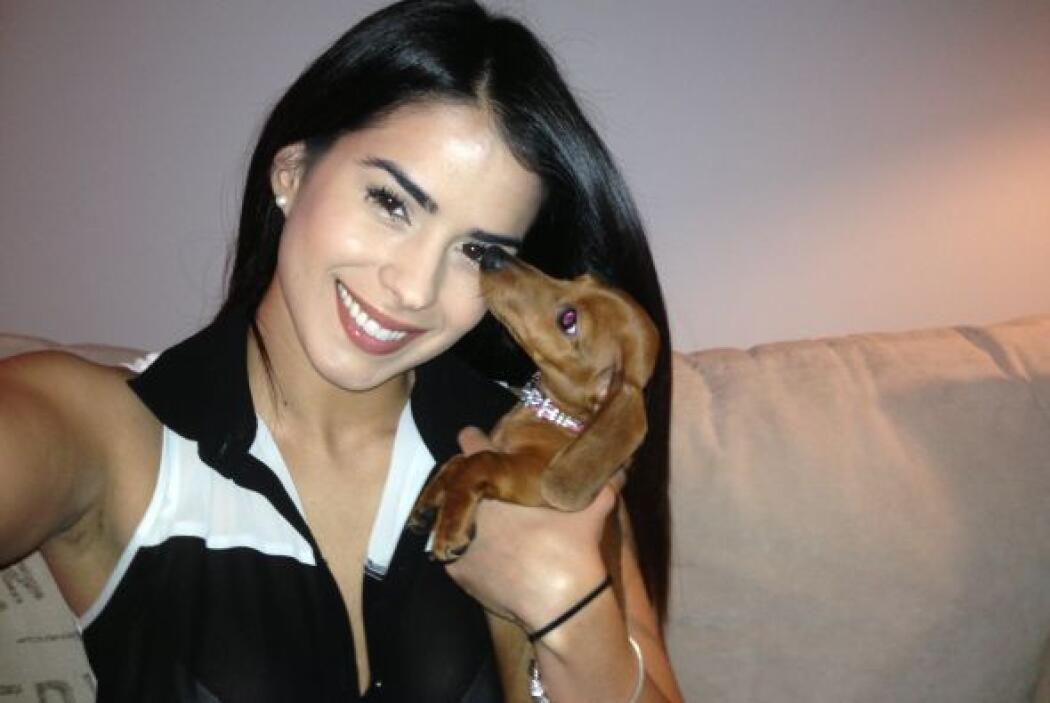 Ella es 'Sophie' y es el nuevo amor de Vanessa de Roide, Nuestra Belleza...