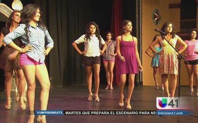 Miss Latina, un concurso que combina belleza y talento