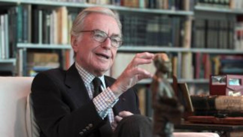 El periodista mexicano Jacobo Zabludovsky.