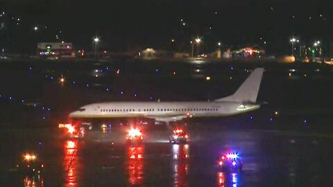 Avión que transportaba a jugadores de Miami Heat sufrió un incidente al...