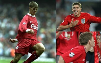 Gerrard lamentó su error en la derrota ante Uruguay Getty-primera.jpg