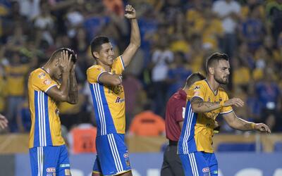 Tigres goleó 3-0 a Herediano y avanzó a cuartos de final de la Liga de C...