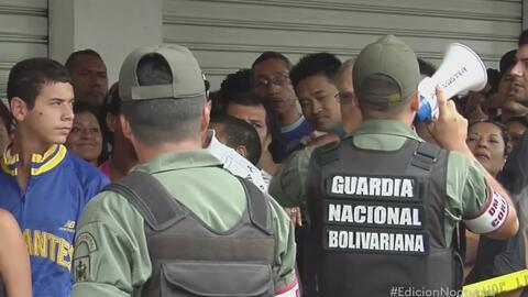 La nueva medida militar de Maduro para vigilar los alimentos en Venezuela