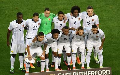 En penales, Colombia consiguió avanzar a semifinales y quitarse de encim...