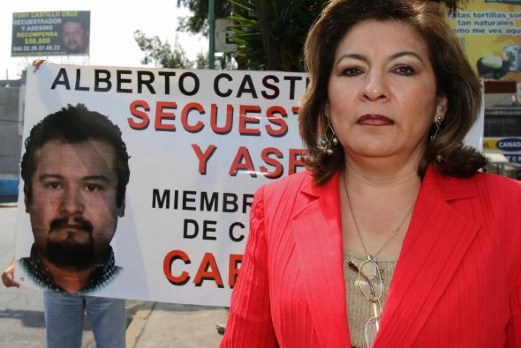 Isabel Miranda de Wallace es una mujer que representa el coraje y la val...