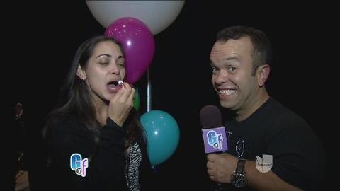 Carlitos el productor recorrió Univision para encontrar los labios más s...