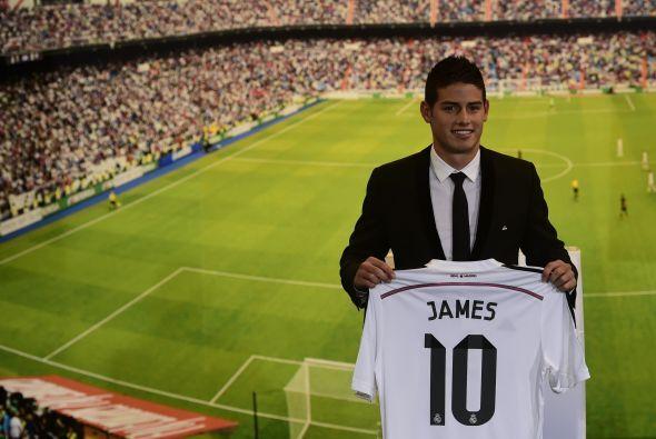 La responsabilidad sobre James estará desde el momento en que se coloque...