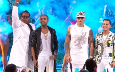 Lennox, Zion, Wisin y Tito 'El Bambino' quedaron satisfechos con su pres...