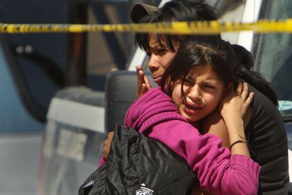 El 30 de enero de este año, un grupo de jóvenes fue asesin...