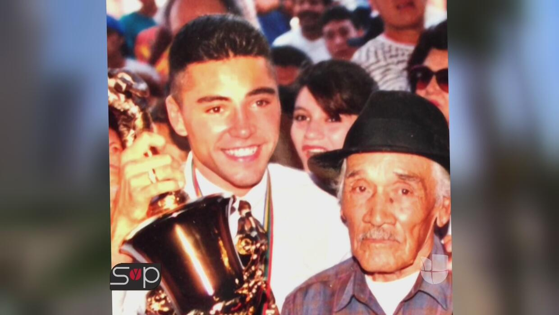 Alma mexicana: Óscar de la Hoya logró su éxito a base de grandes sacrifi...