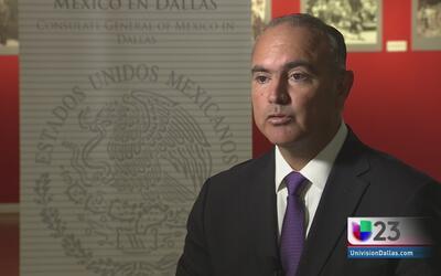 Secretario de agricultura de México habla de las promesas de campaña de...