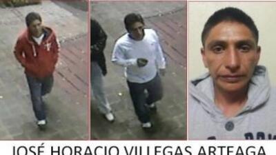 José Horacio Villegas Arteaga, presunto implicado en el caso del bar Hea...