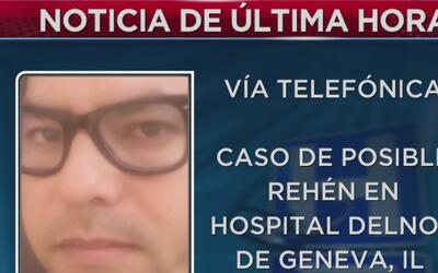 Autoridades investigan el caso de un rehén dentro de un hospital en Geneva