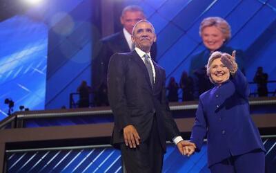 Lo bueno y lo malo de ser la heredera de Barack Obama.