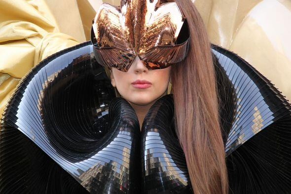 Lady Gaga disfraces