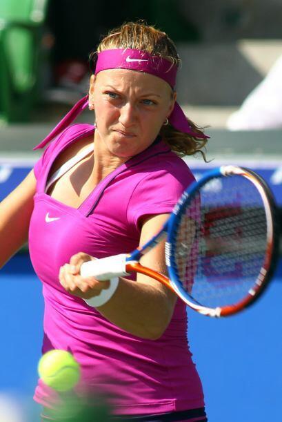 Su víctima fue la checa Petra Kvitova, quien en 2011 dio la sorpr...
