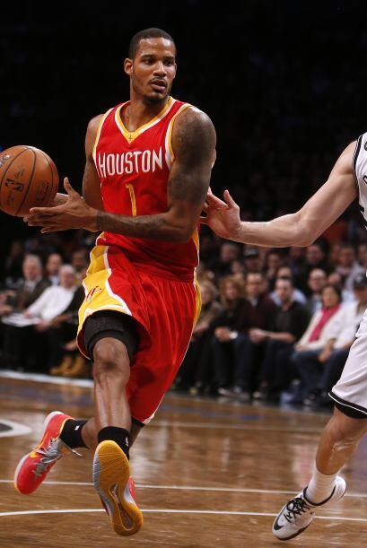 Trevor Ariza - $8.579.089 - El alero de los Houston Rockets, tiene 10 te...